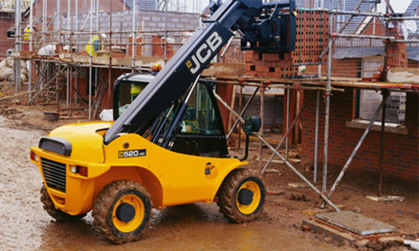 Next day JCB telehandler hire near me