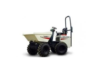 Terex HD1000 dumper for daily hire near me